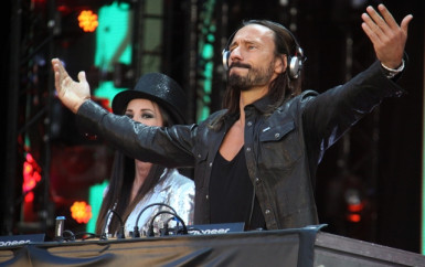 Bob Sinclar – Kiss My Eyes