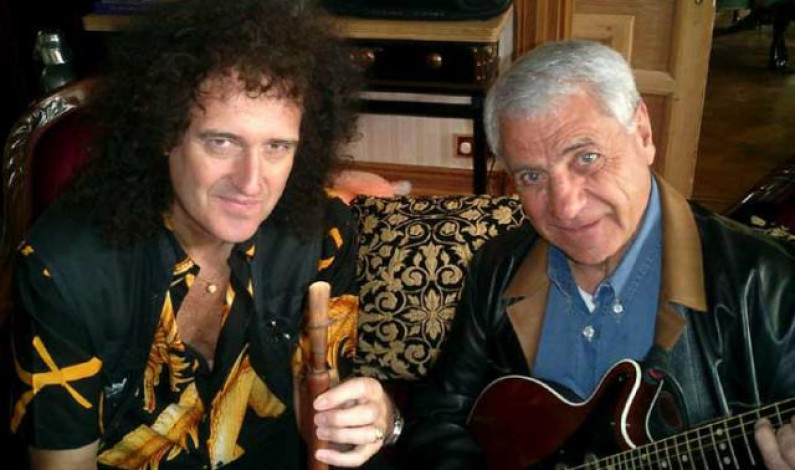 Brian May & Peter Gabriel & Djivan Gasparyan – The Feeling Begins